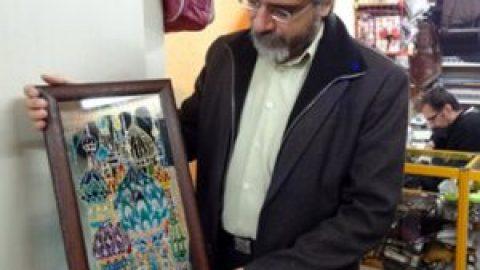 کارآفرینی در حوزه صنایع دستی با کمک بسیج سازندگی